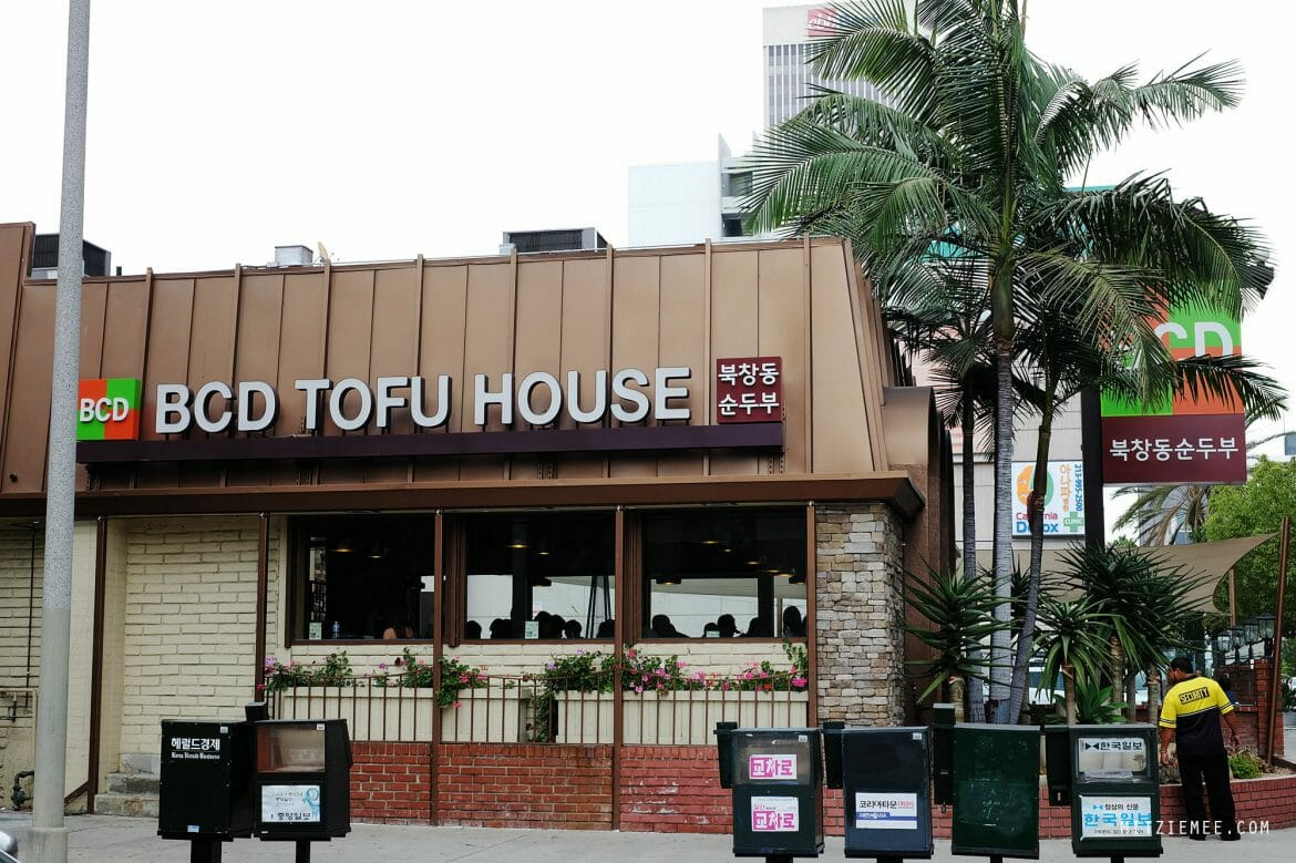BCD Tofu House Los Angeles