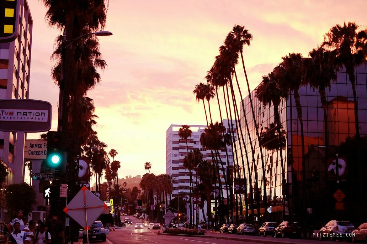 Los Angeles - Where to stay?