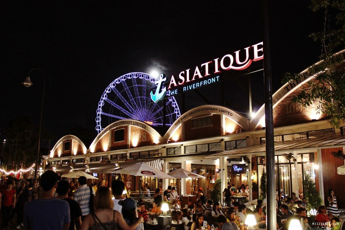 Asiatique, Bangkok Shopping