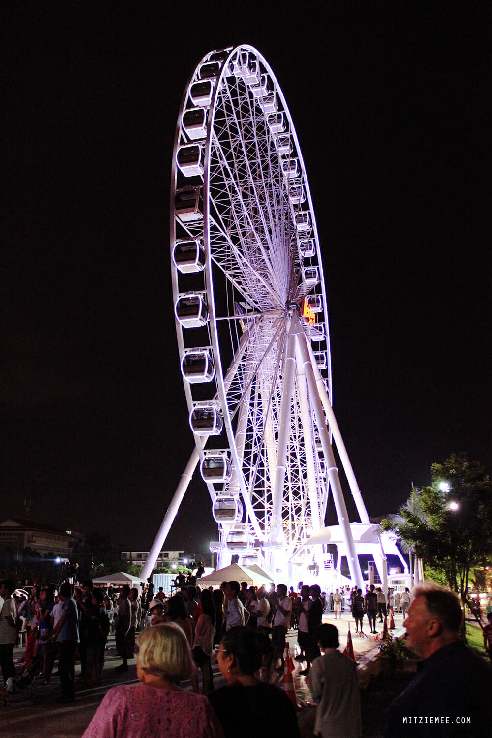 Asiatique, Shopping in Bangkok