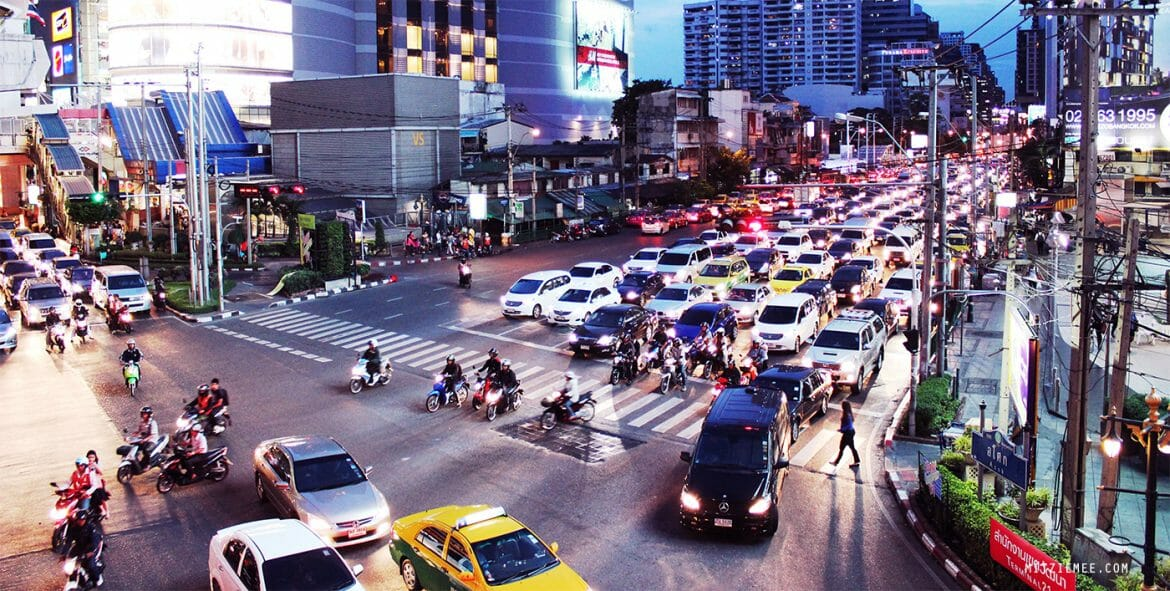 Bangkok traffic - how to get around?