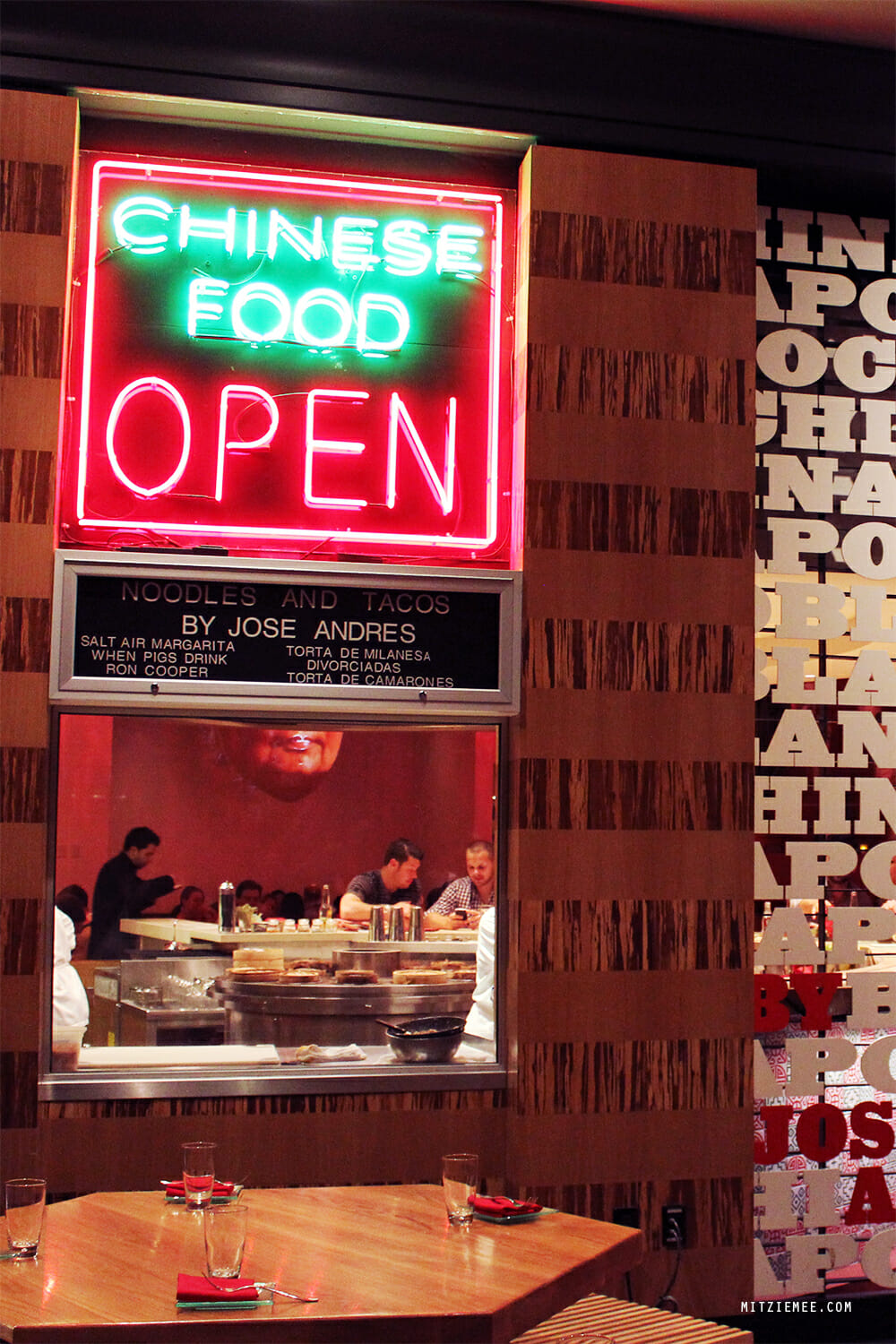 China Poblano, Chinese Mexican food in las Vegas