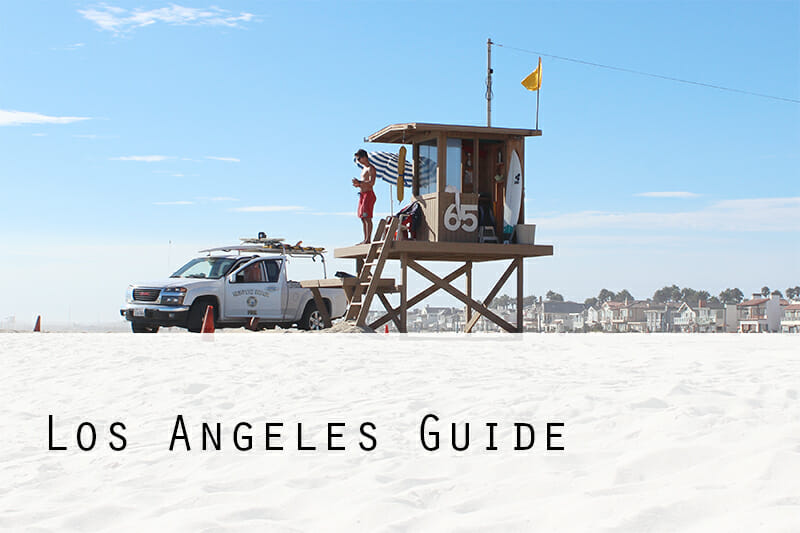 Los Angeles Guide