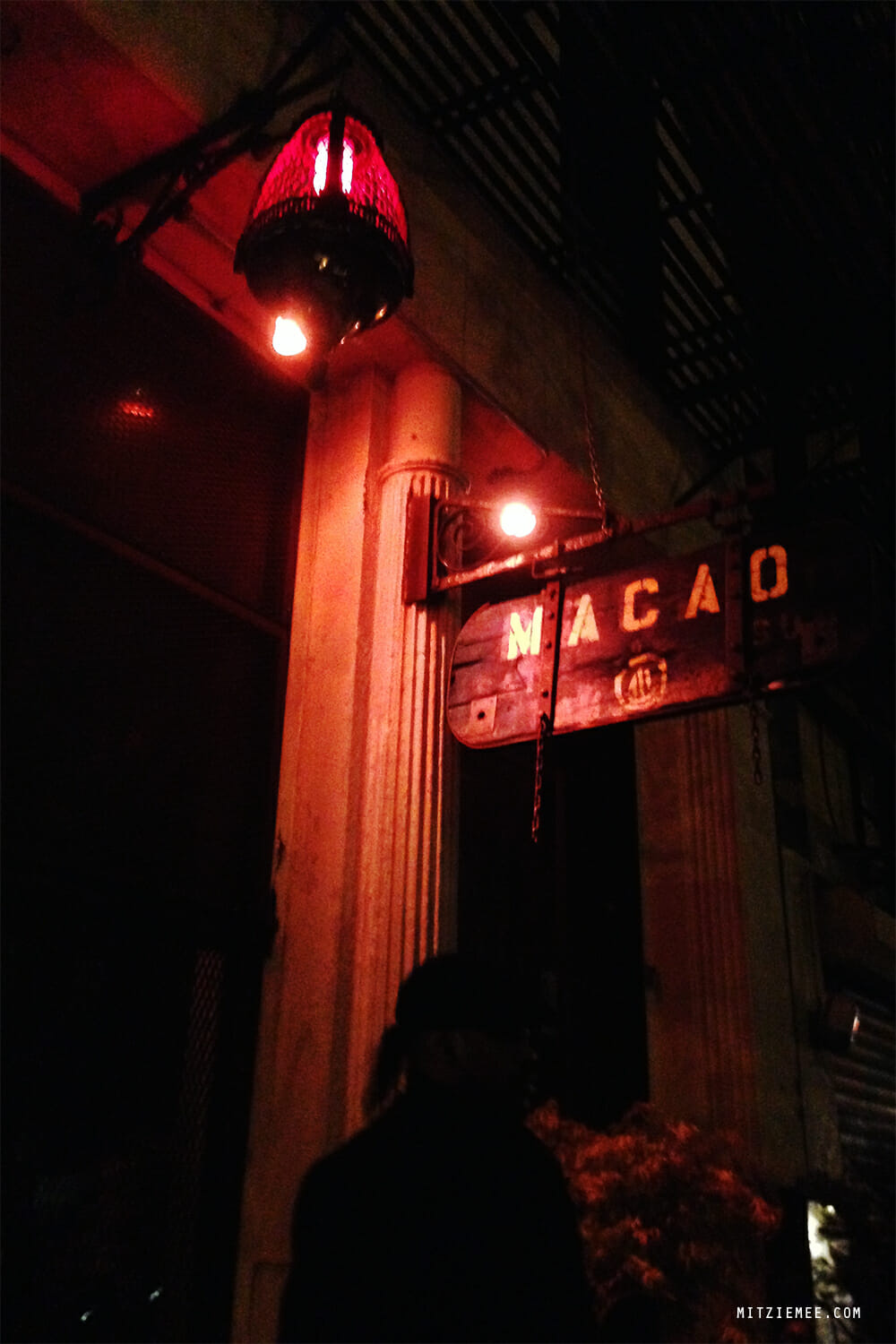 Macao, New York