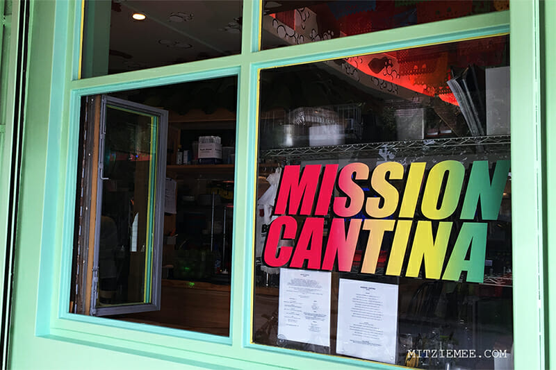 Mission Cantina New York