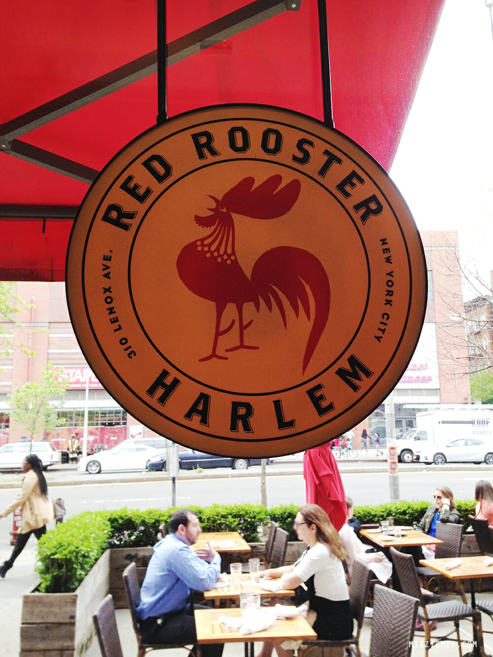 Red Rooster in Harlem, New York