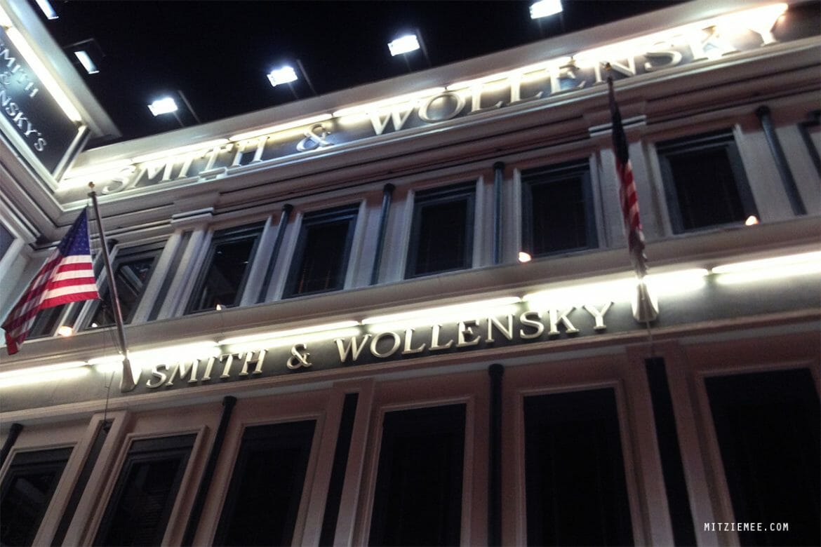 Smith & Wollensky - Las Vegas