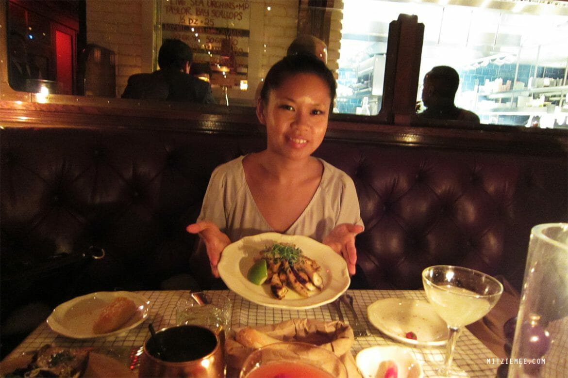 The Standard Grill, Meatpacking District, New York