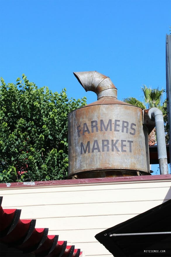 The Grove and Farmers Market, Los Angeles