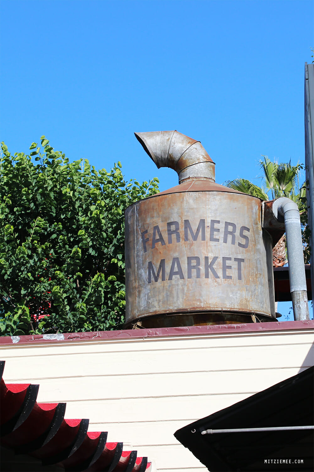 The Grove/Farmers Market, Los Angeles