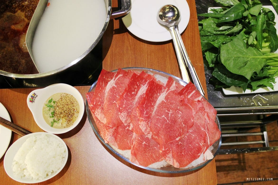 Xiao Wei Yang, Chinese hot pot, Dubai