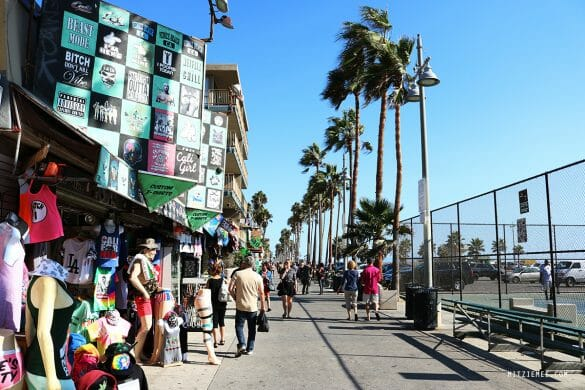 Los Angeles: A guide to Venice Beach