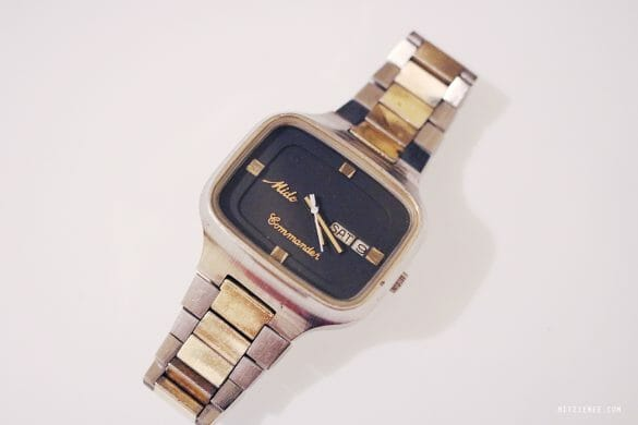Mido watch, vintage