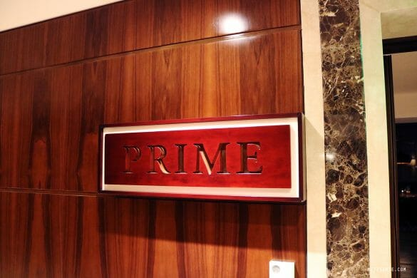 Prime, steakrestaurant, Intercontinental Doha The City