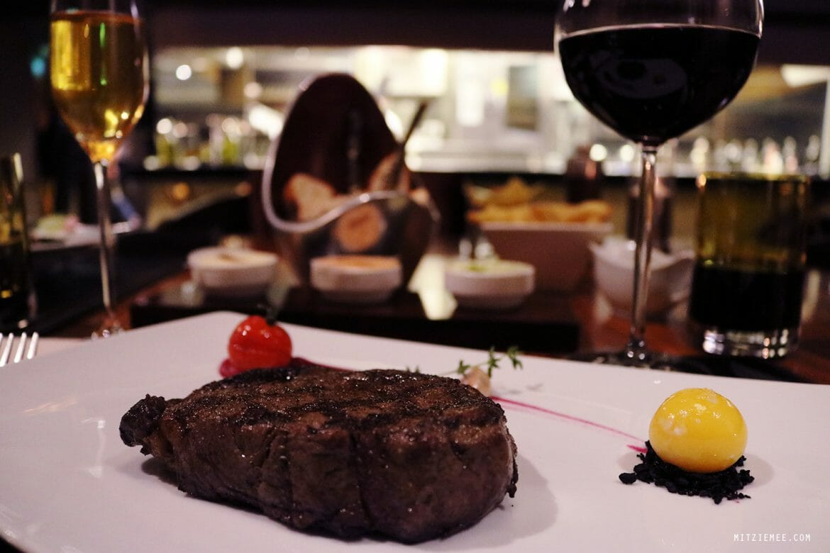 Prime, steak restaurant, Intercontinental Doha The City