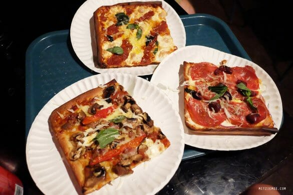 Nonna's LES, pizza, New York