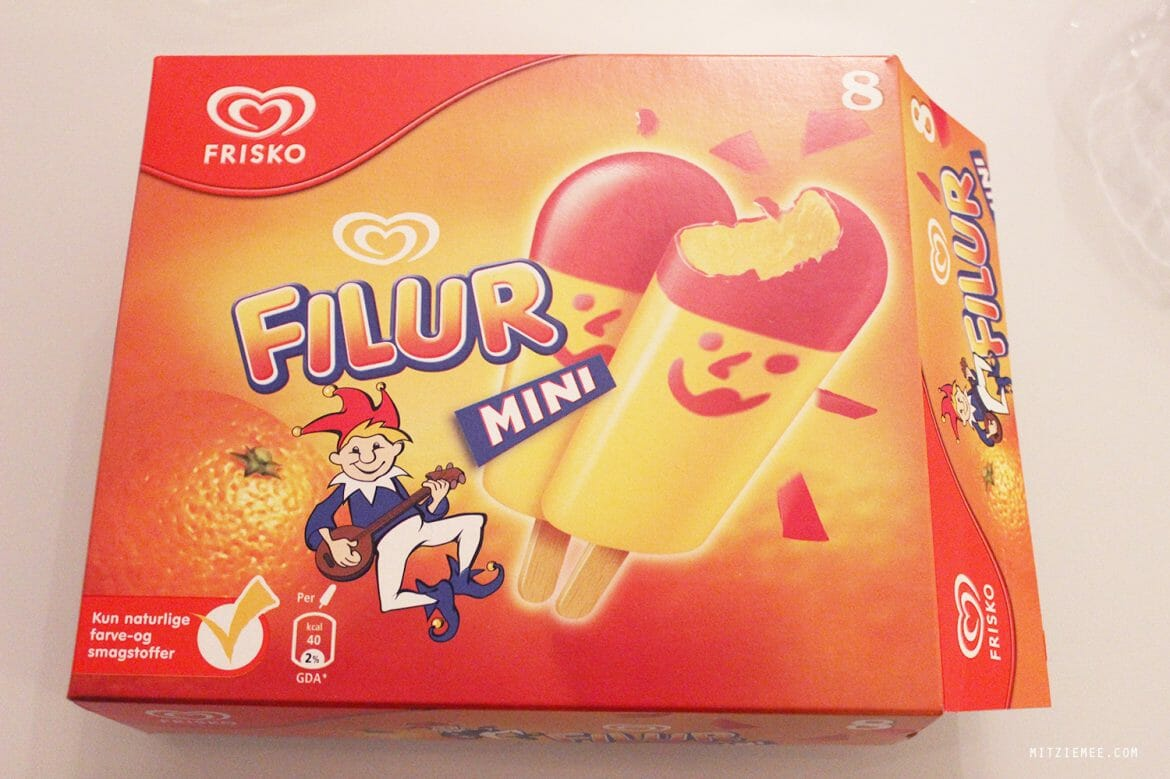 Filur, Danish popsicle