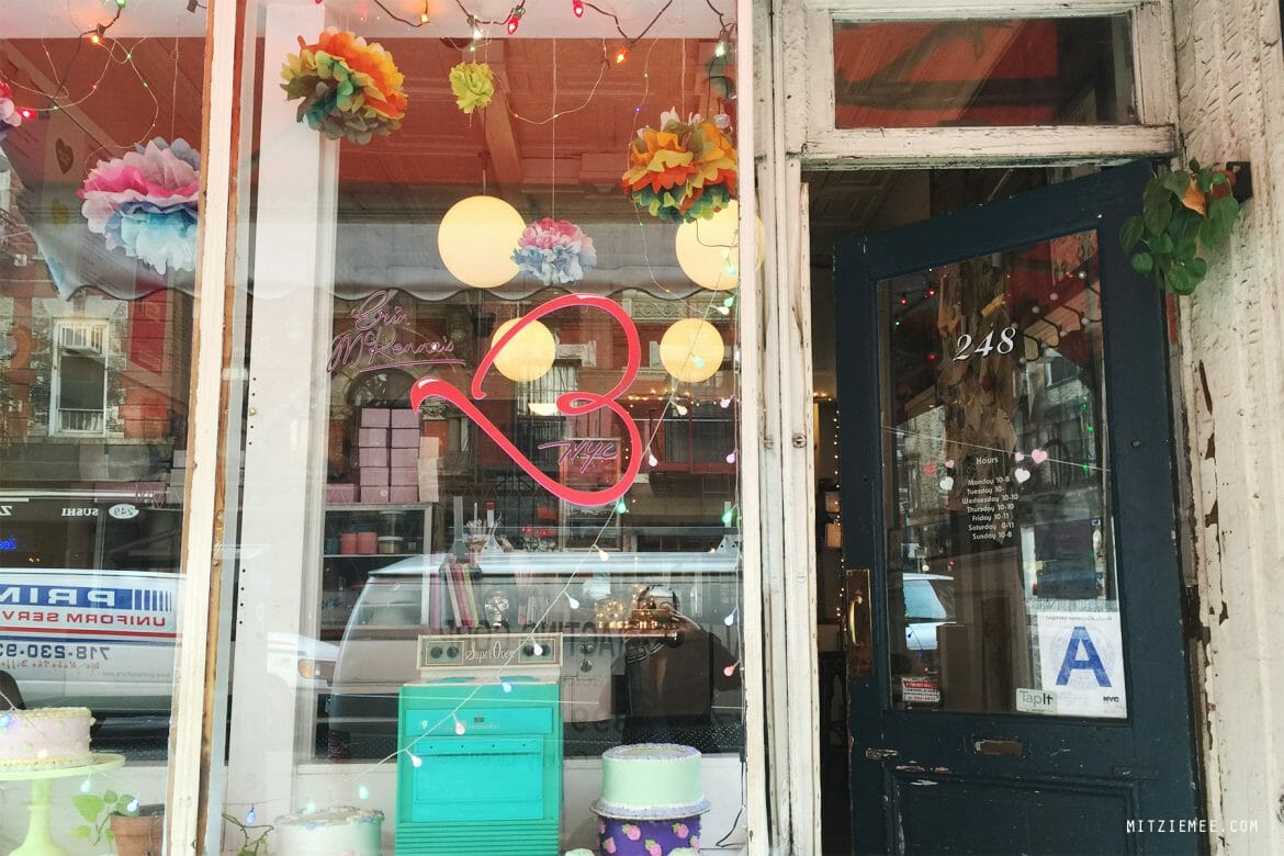 Erin McKenna's Bakery, New York