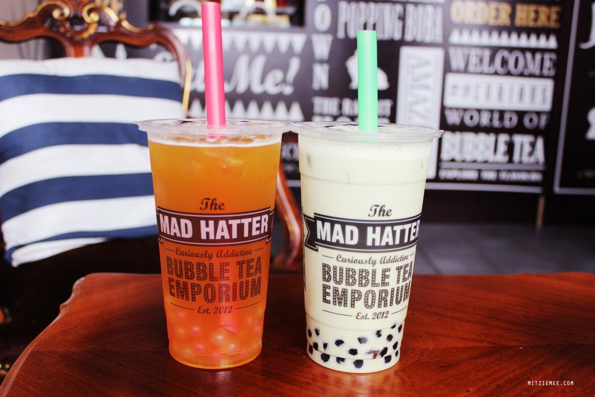 The Mad Hatter Bubble Tea Emporium, Copenhagen