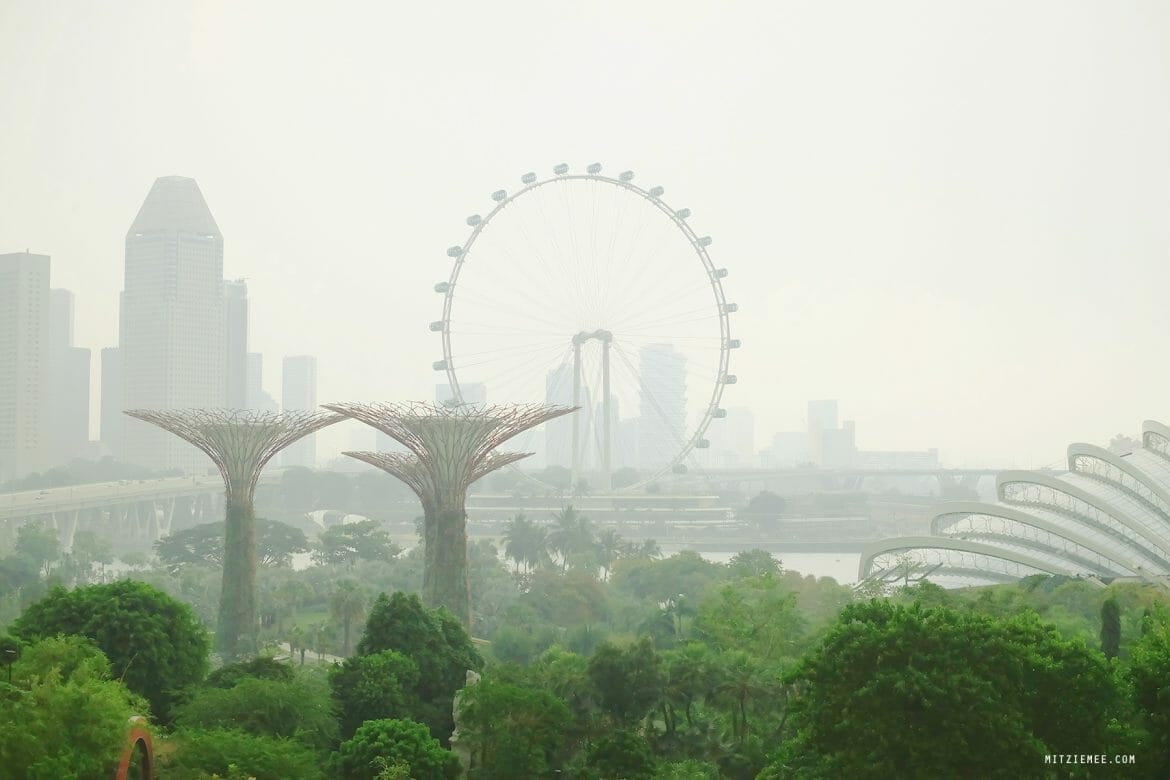 OCBC Skyway at Gardens by the Bay, Singapore
