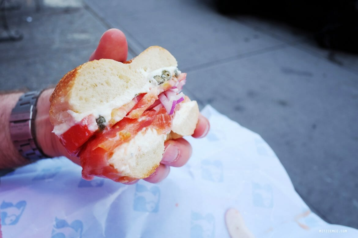 Russ & Daughters New York