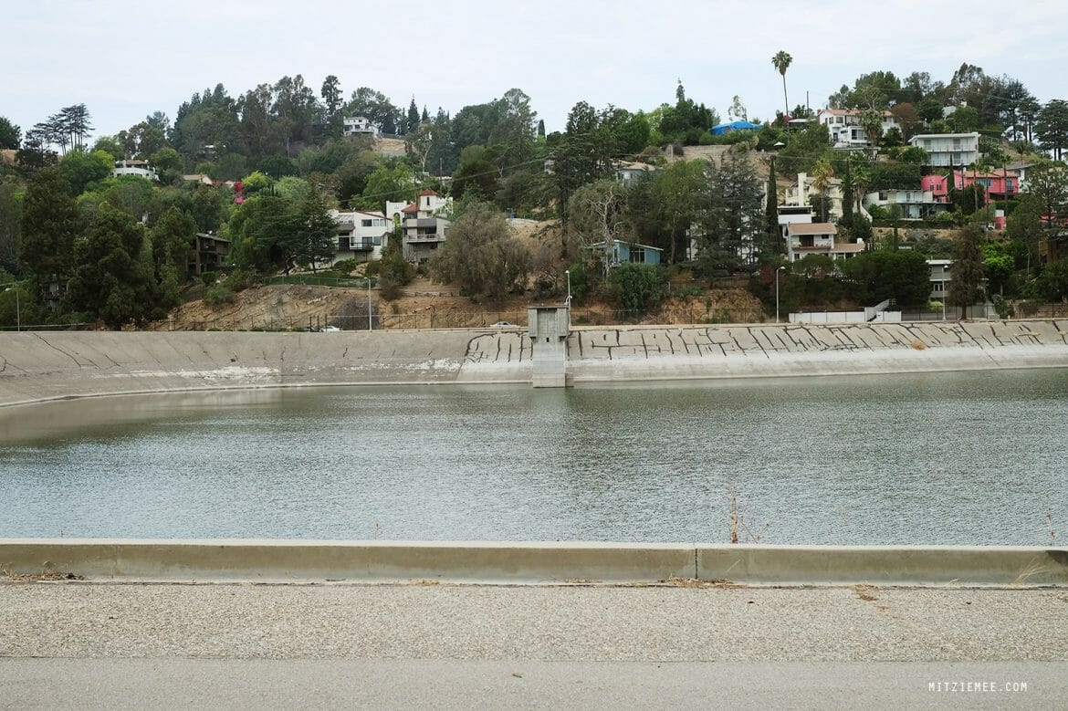 Silver Lake Reservoir, Los Angeles