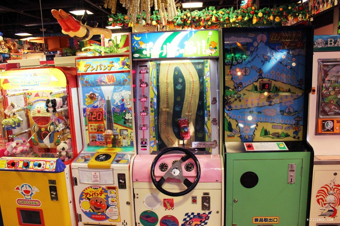 1-Chome Playland i Tokyo