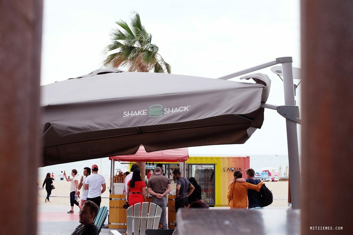 Shake Shack, The Beach JBR, Dubai