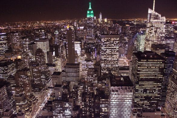 Top of the Rock, New York