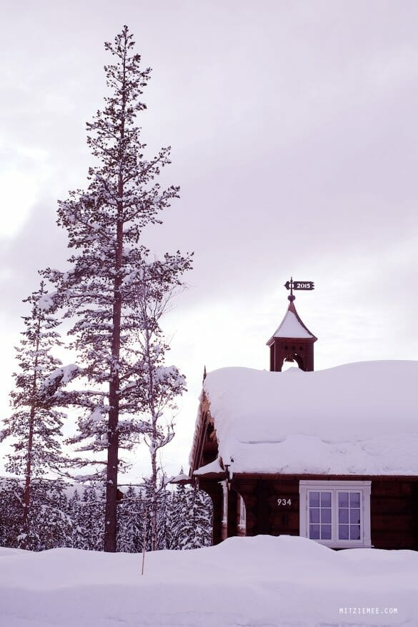 Cabin in Trysil, Norway