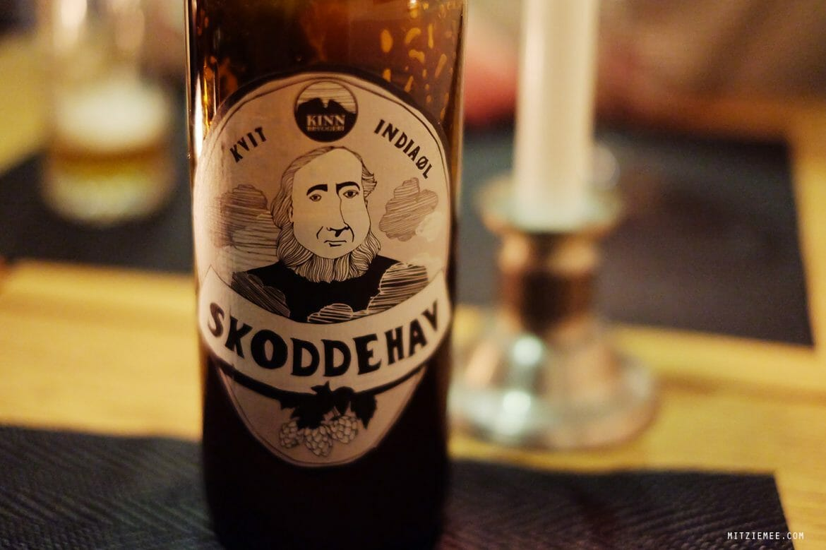 Skoddehav, Norwegian beer