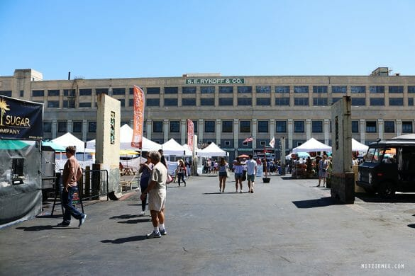 Smorgasburg, Los Angeles