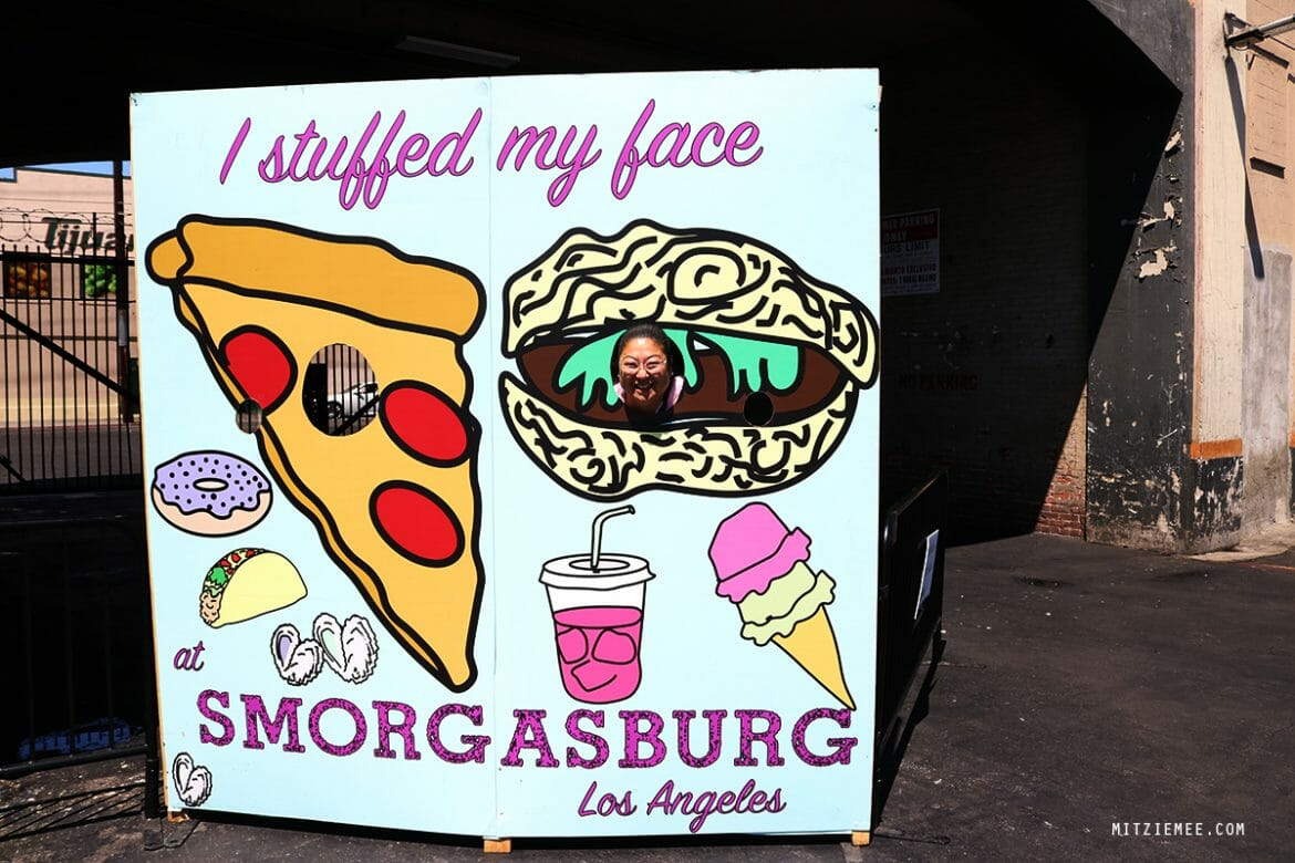 Smorgasburg i Los Angeles