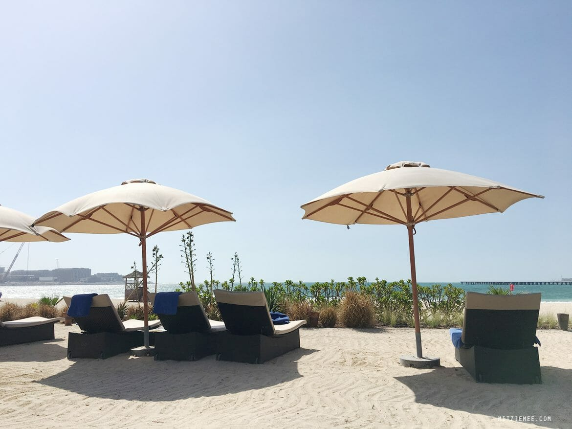 Ritz-Carlton Beach Club, Dubai