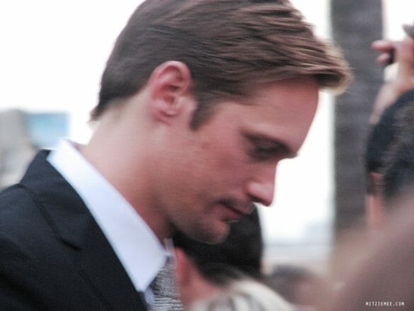Alexander Skarsgård, ArcLight Hollywood, Los Angeles