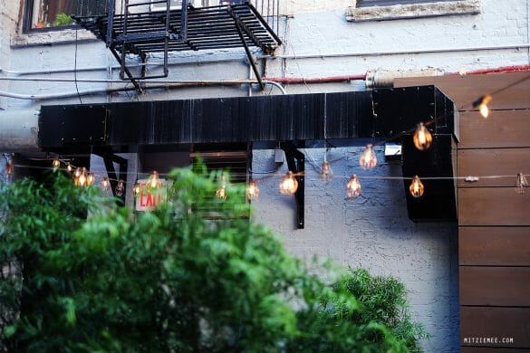 Birds and Bubbles, brunch, New York