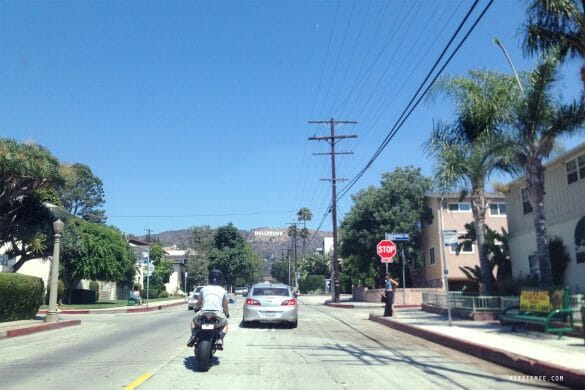 Driving in Los Angeles – Renting a car