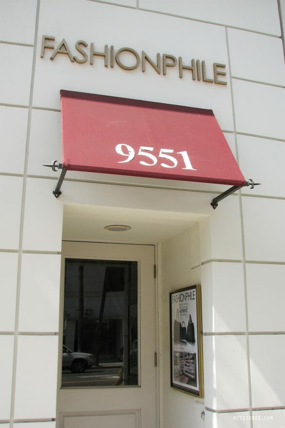 Fashionphile, Beverly Hils, Los Angeles