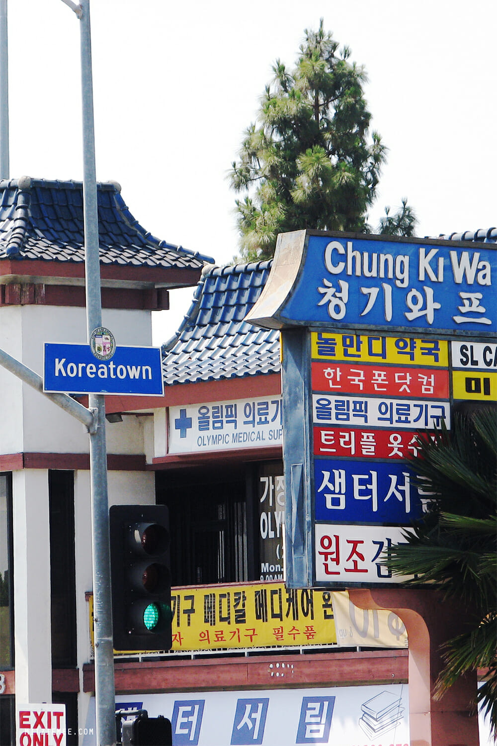 Koreatown, Los Angeles