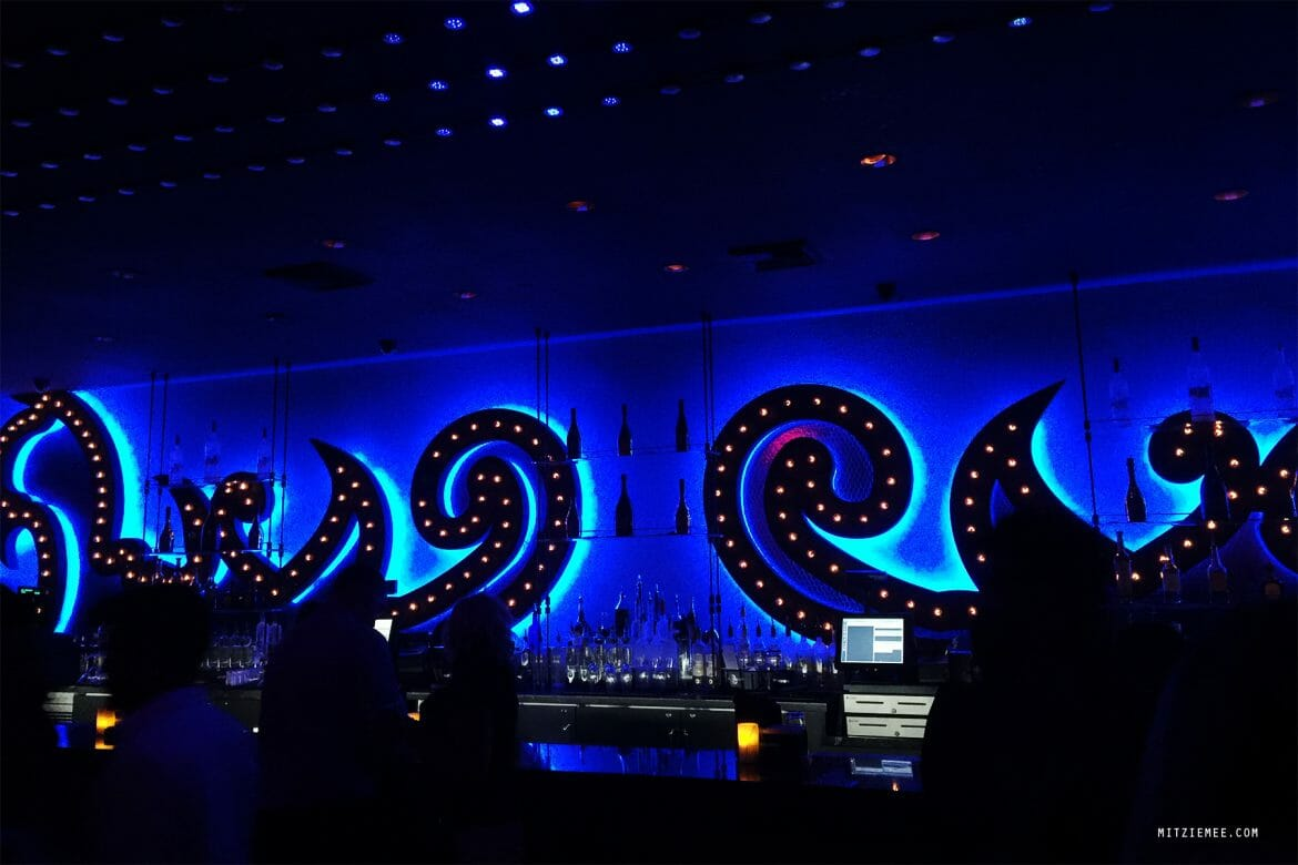 Light nightclub, Mandalay Bay, Las Vegas