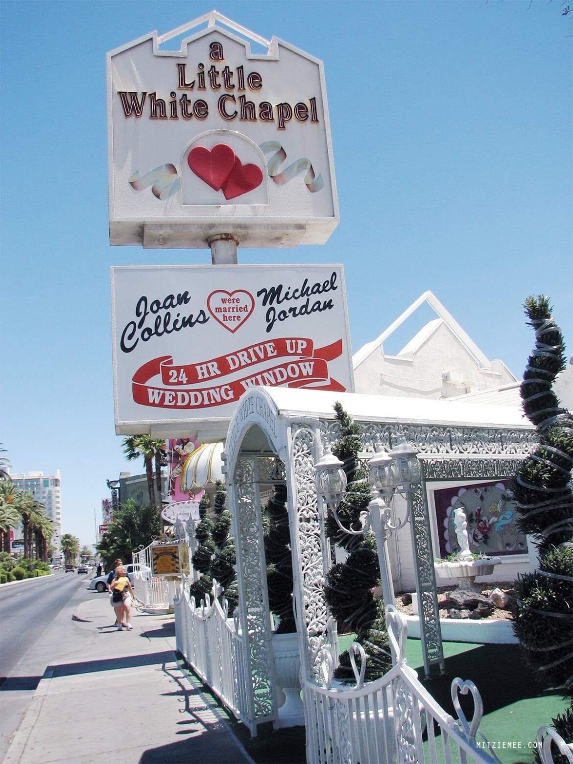 A Little White Wedding Chapel, Las Vegas