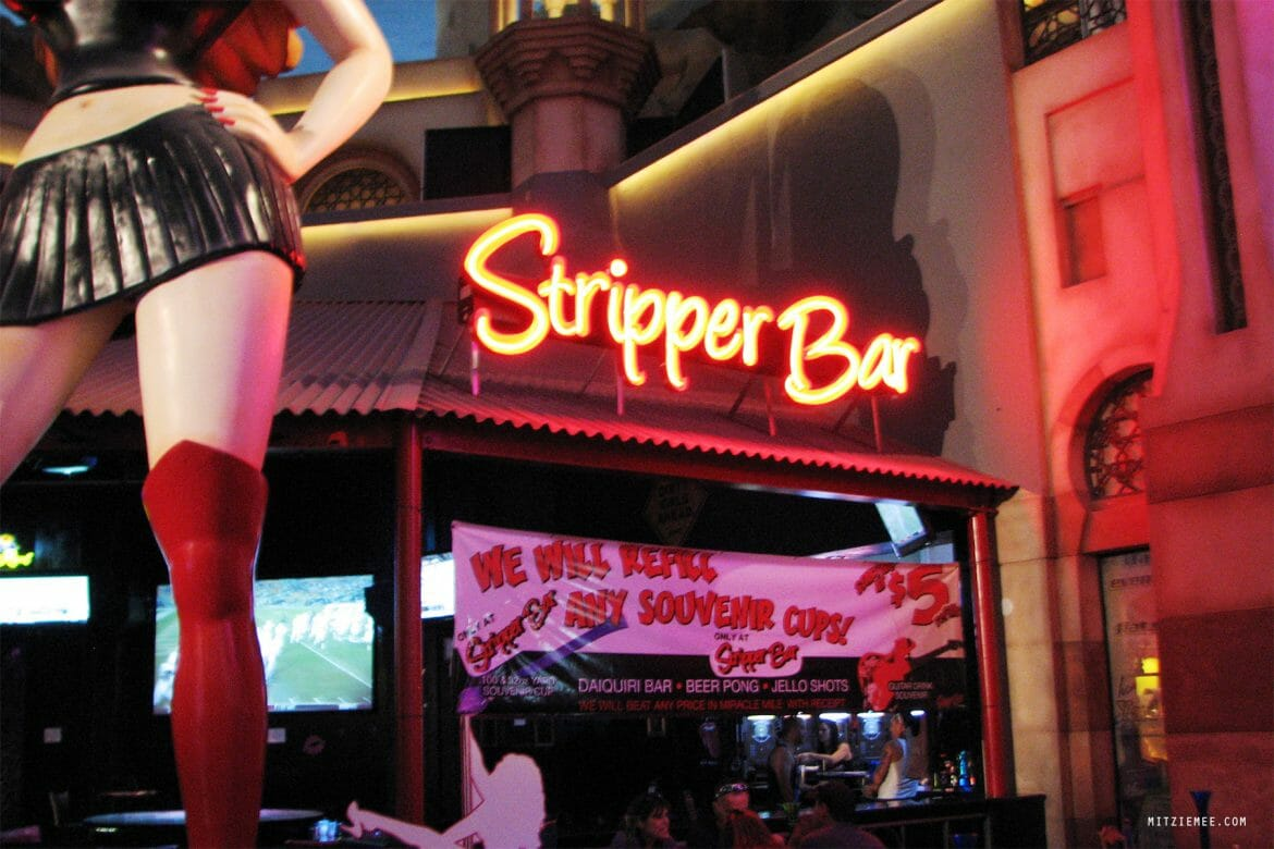 Strippers 101, Las Vegas