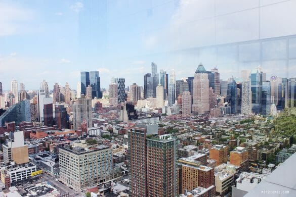 View from Silver Towers, New York