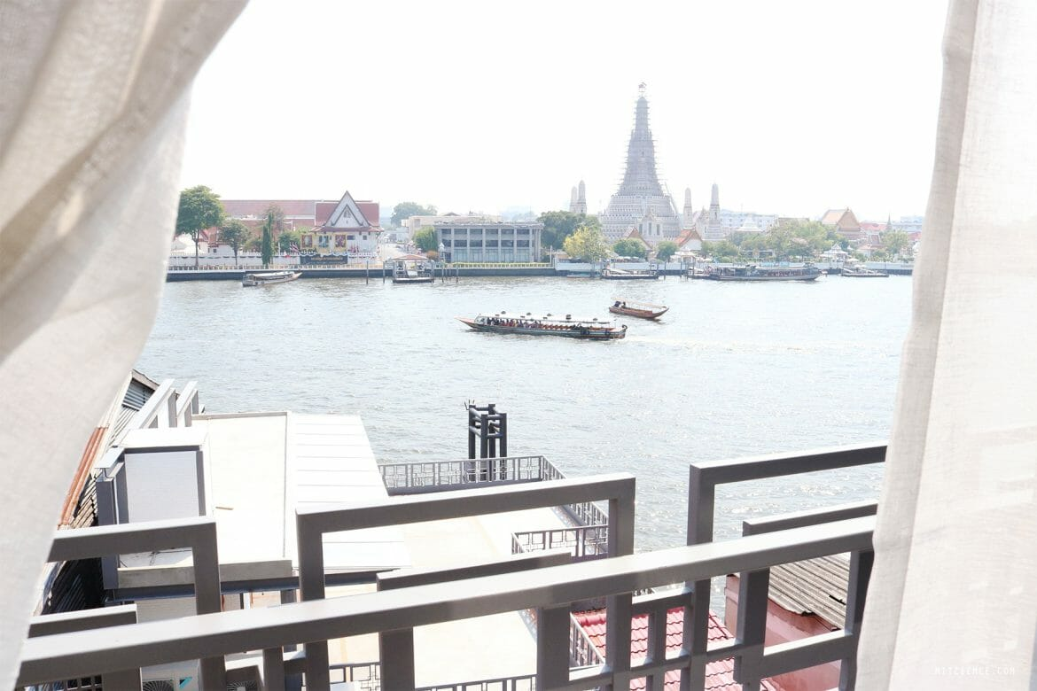 Riva Arun, boutique hotel in Bangkok