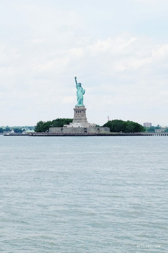 Statue of Liberty, New York