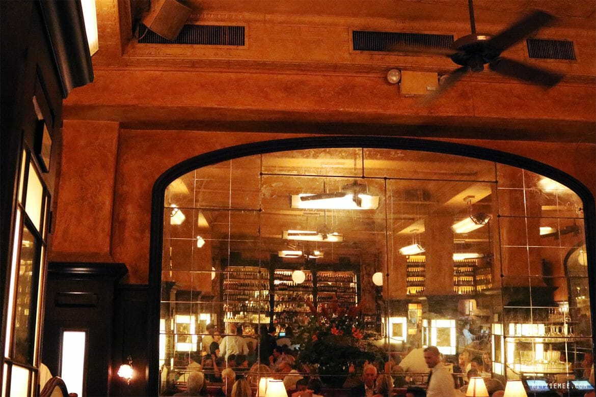 Balthazar, SoHo, New York