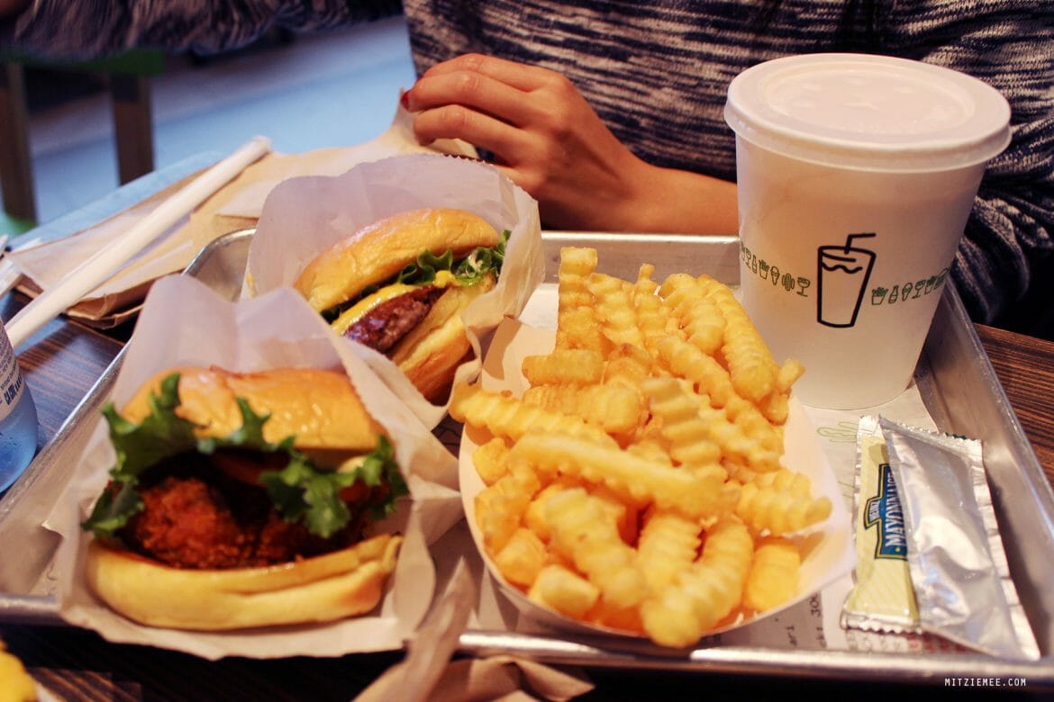 Shake Shack i Brooklyn, New York