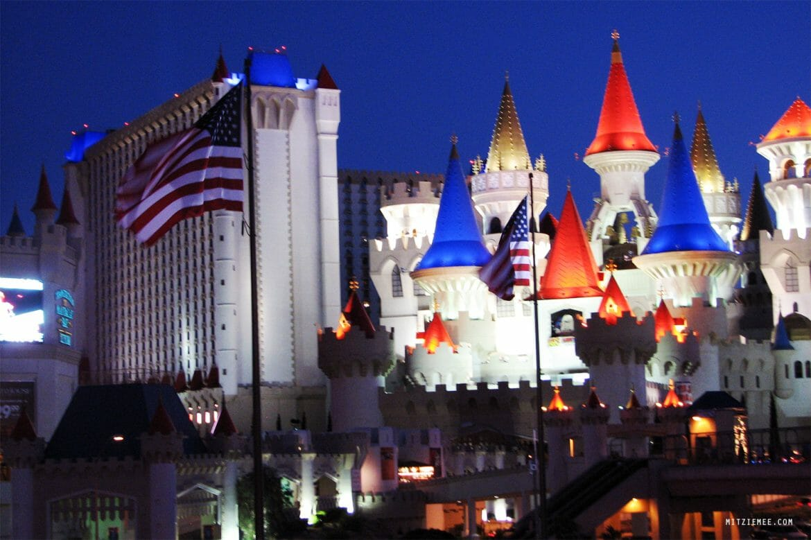 The Excalibur, Las Vegas