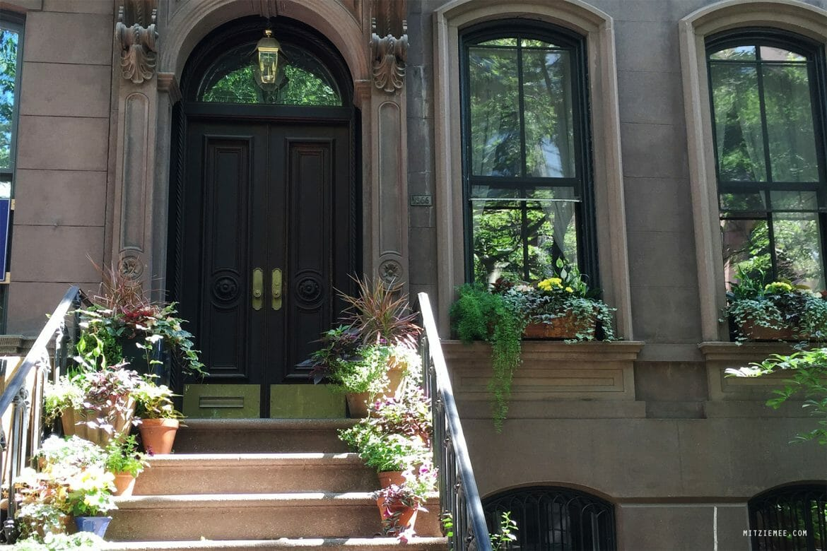 Carrie's House, Sex and the City, New York