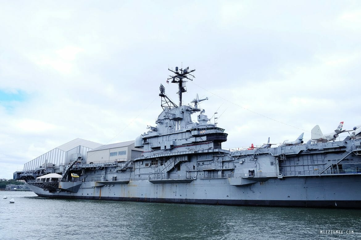 The Intrepid, New York